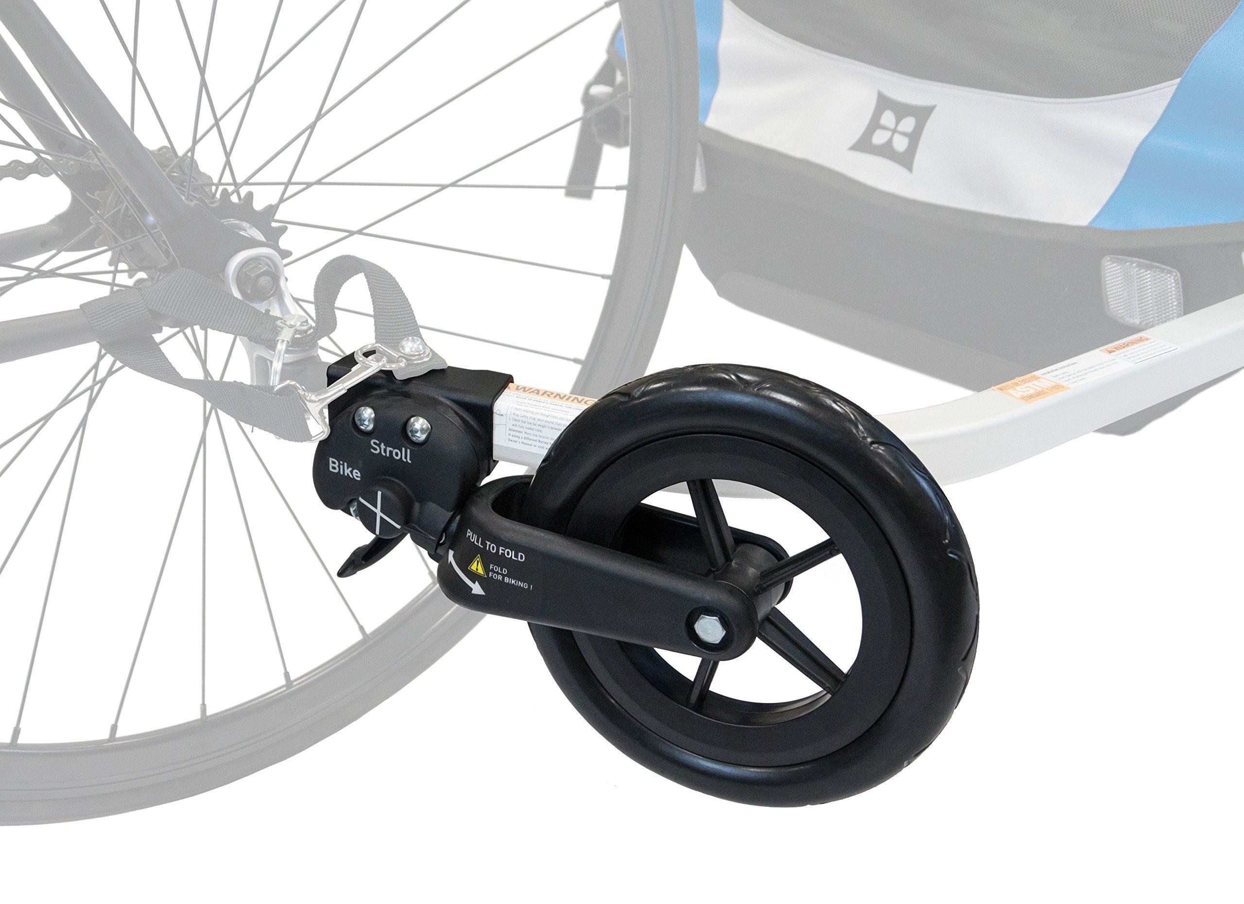 Burley Design One-Wheel Stroller Kit, One Size (Renewed) by Burley Design (Image #2)