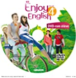 New Enjoy New Enjoy English 4e - DVD-rom élève de remplacement
