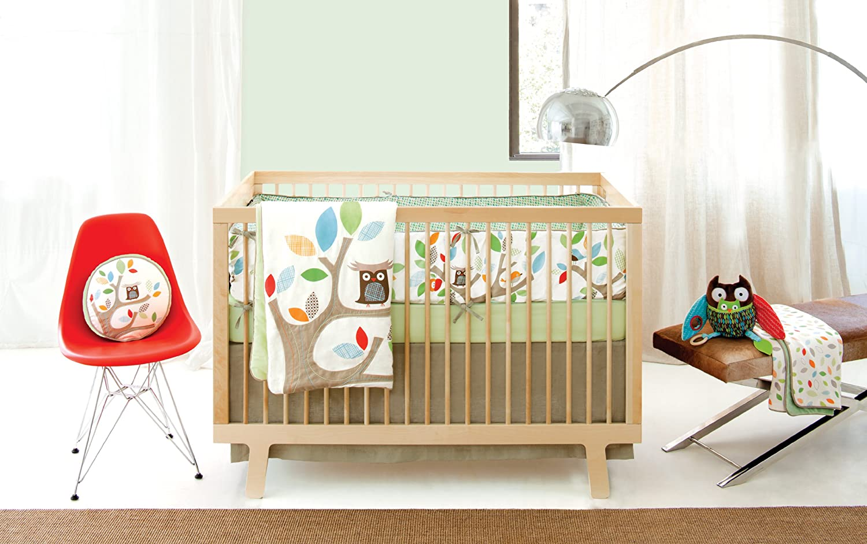 amazoncom  skip hop baby treetop friends crib bedding set multi  - amazoncom  skip hop baby treetop friends crib bedding set multi skiphop bumper  baby