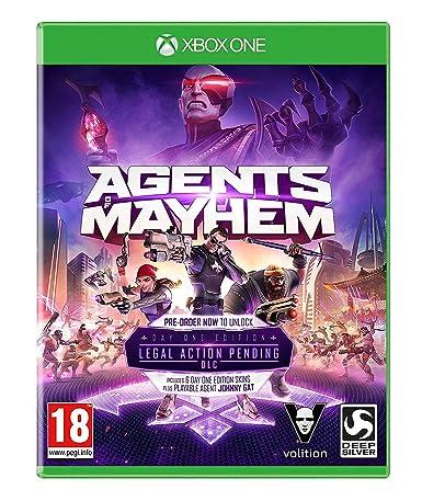 Agents of Mayhem: Day One Edition (Xbox One) UK IMPORT