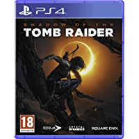 Shadow of the Tomb Raider by Square Enix (PS4)