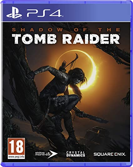 Shadow of the Tomb Raider (PS4): Playstation 4: Amazon in