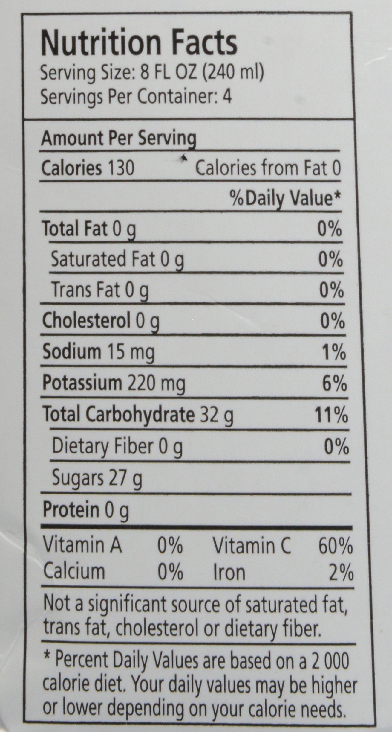Ceres Juices Passion Fruit Juice, 33.8 oz by Ceres (Image #2)