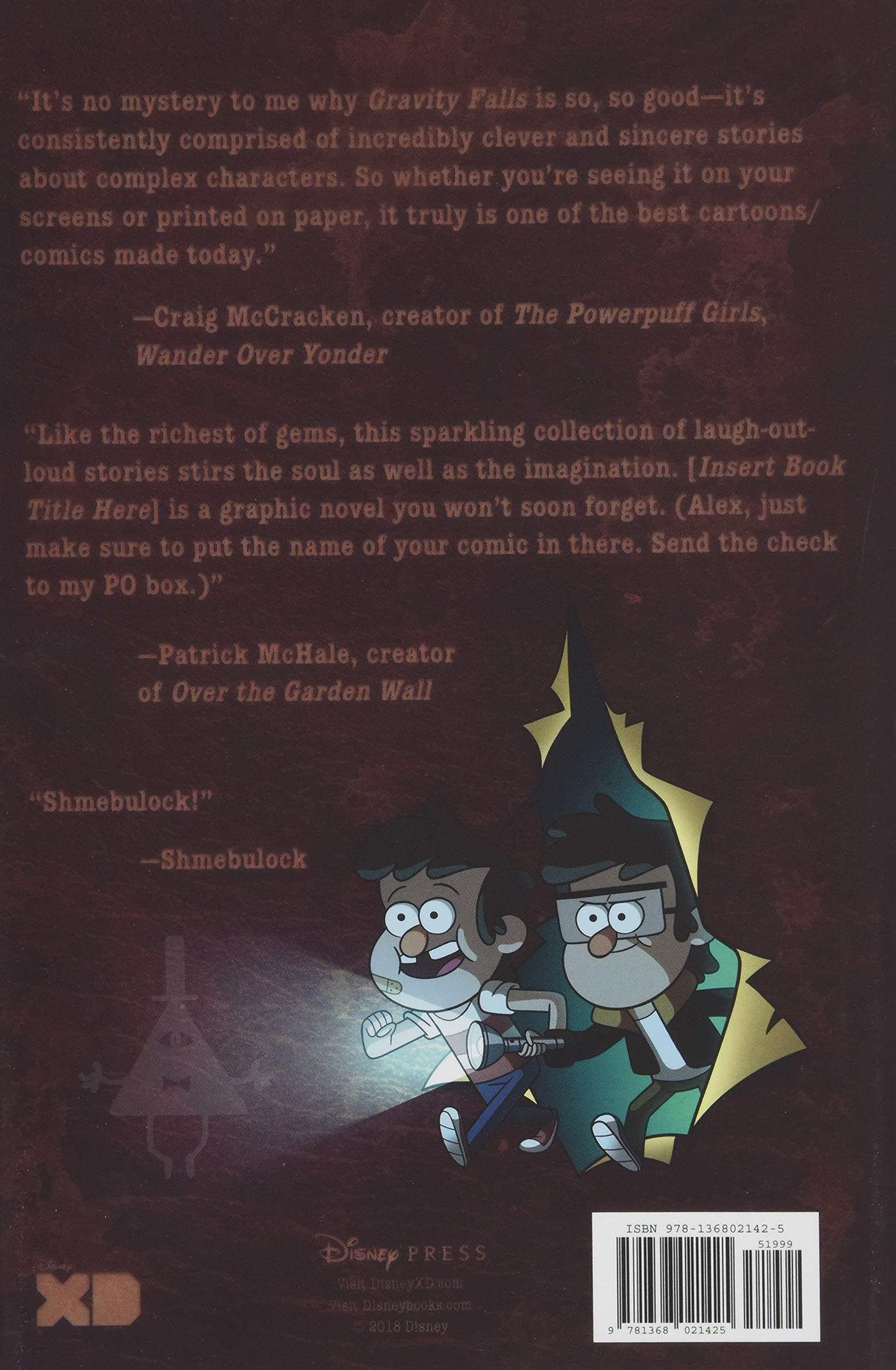 Gravity Falls: Lost Legends: 4 All-New Adventures!: Alex
