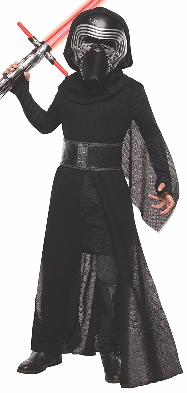Buy Rubie S Costume Star Wars Episode Vii The Force Awakens Deluxe Kylo Ren Child Costume Large Online At Low Prices In India Amazon In