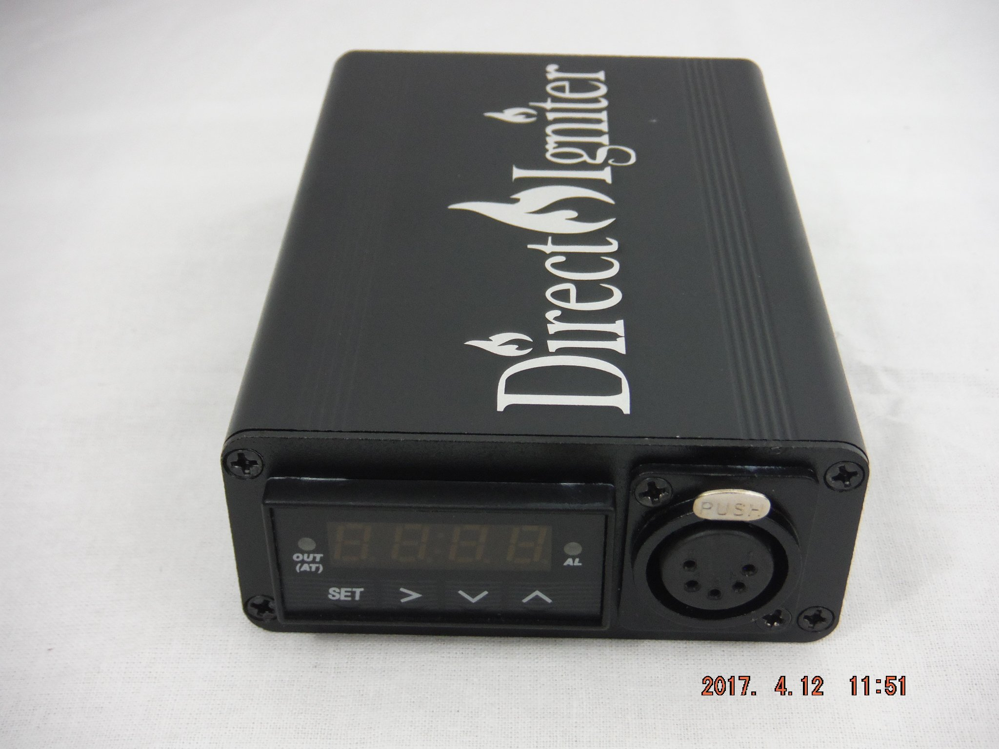 DIRECT IGNITER CLASSIC Aromatherapy Difuser WITH PID TEMPERATURE CONTROL PLUS ACCESSORIES by DIRECT IGNITER (Image #2)