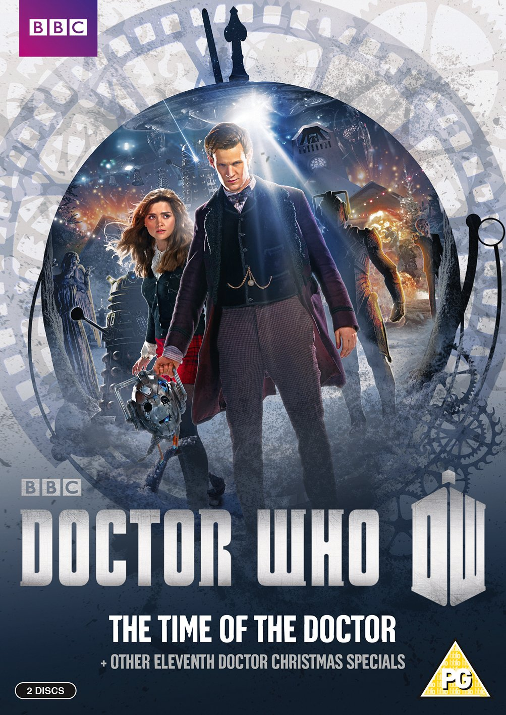 Doctor Who - The Time of the Doctor & Other Eleventh Doctor ...