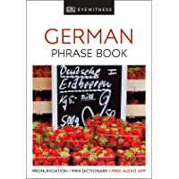 Eyewitness Travel Phrase Book German: Essential Reference for Every Traveller