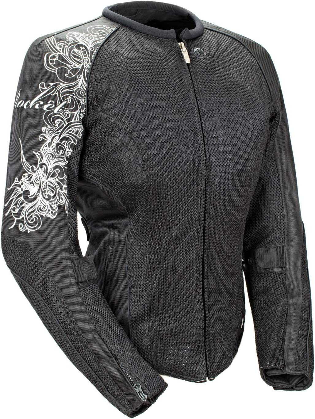 Joe Rocket Cleo 2.2 Women's Mesh Motorcycle Riding Jacket
