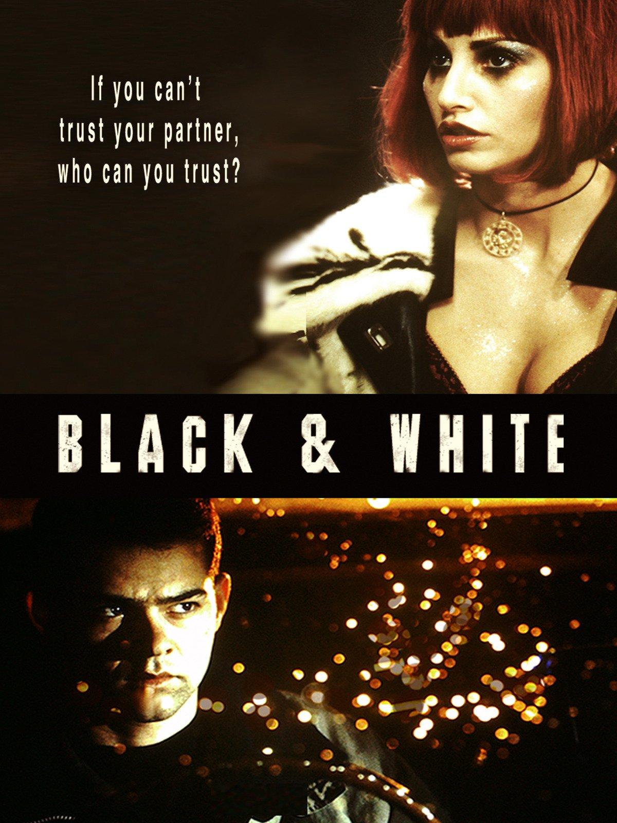 Black & White on Amazon Prime Video UK