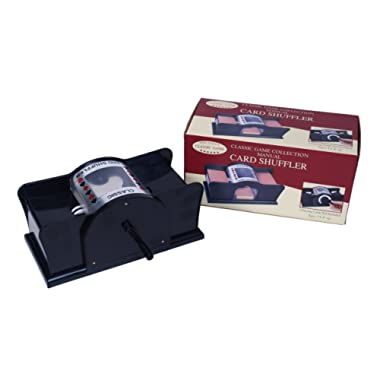 Manual Card Shuffler(Discontinued by manufacturer)