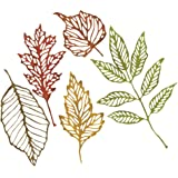 Sizzix TH Thinlits Skeleton Leaves, None