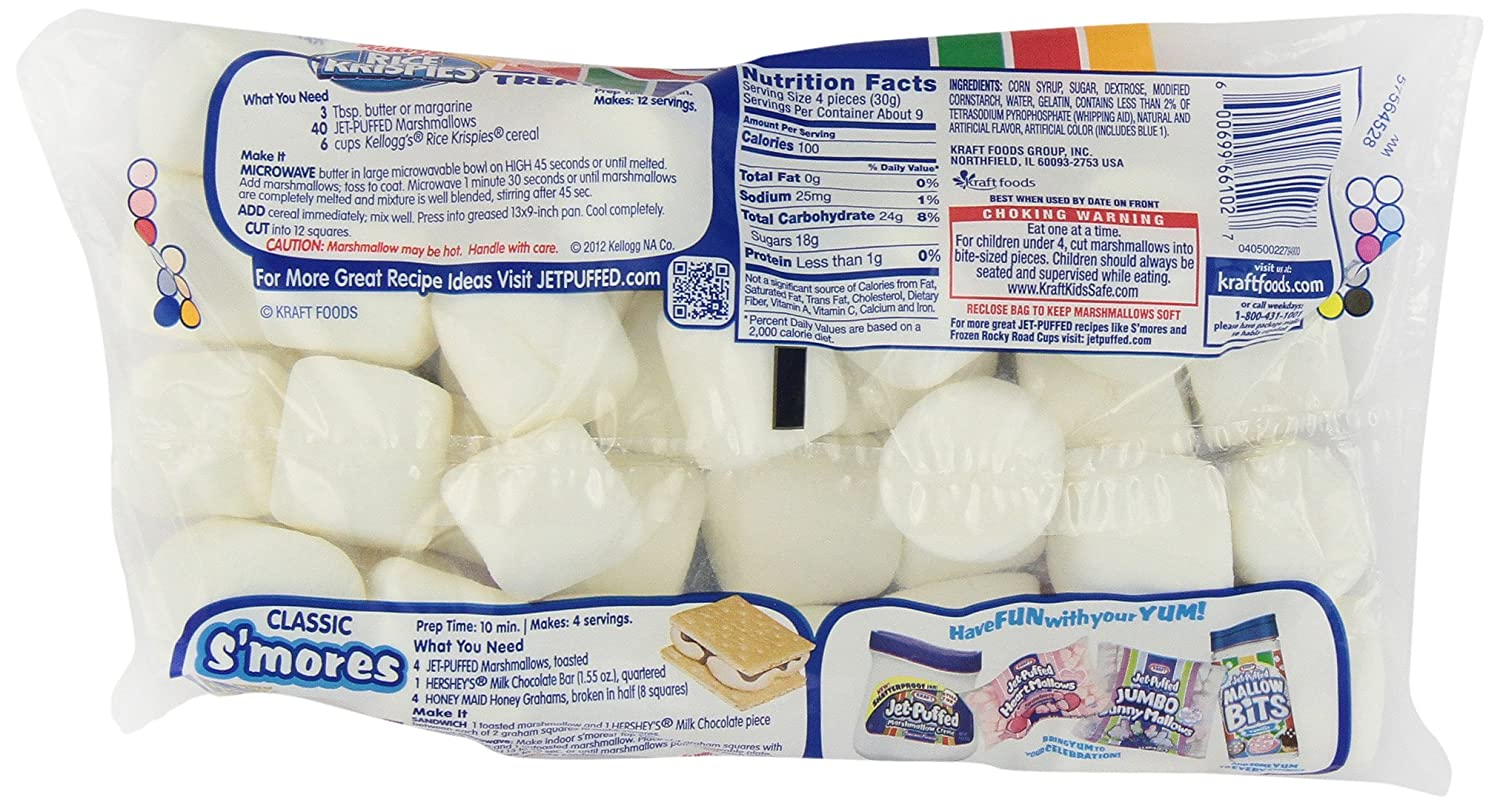How many calories in marshmallow 55
