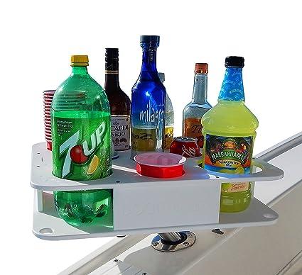 Мини бар лодка на 12 бутылок домашняя пивоварня в работе