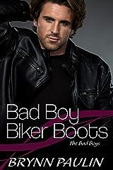 Bad Boy Biker Boots (The Bad Boys Book 1) Kindle Edition