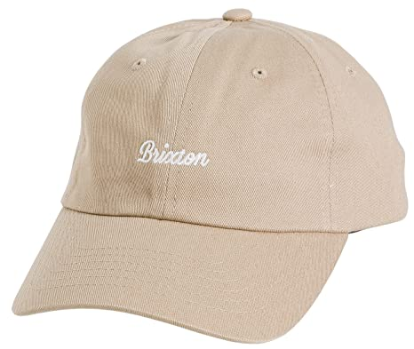 0a47b1a2be3 Brixton Hats Watkins Baseball Cap - Khaki  Amazon.co.uk  Sports ...