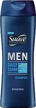 6-Pack Suave Professionals Men Shampoo