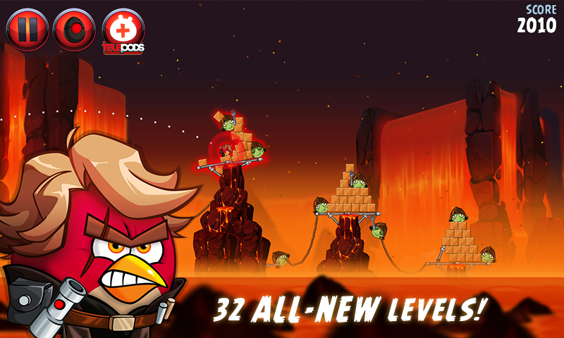 Amazon.com: Angry Birds Star Wars II: Appstore para Android