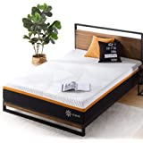 ZINUS 12 Inch Cooling Copper Adaptive Pocket Spring Hybrid Mattress/Moisture Wicking Cover/Cooling Foam/Pocket Innersprings f