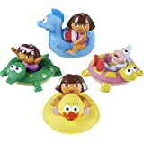Munchkin Dora the Explorer Bath Squirters