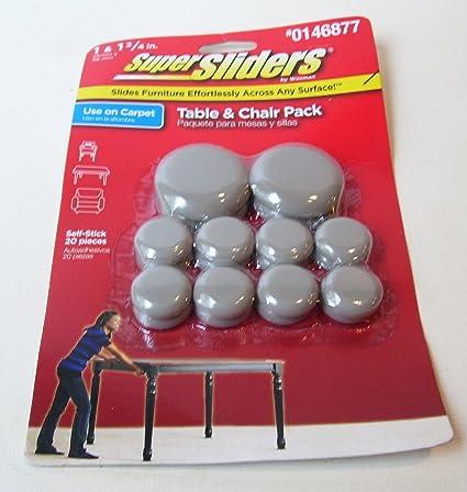 Amazon.com: Waxman Super Sliders==Table & Chair Pack--20 ...