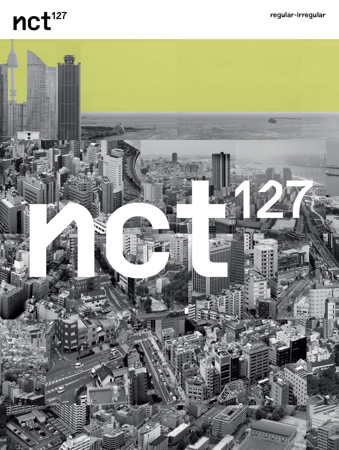 CD : NCT 127 - Nct#127 Regular-irregular (regular Version) (With Book, Poster, Postcard, Photos)