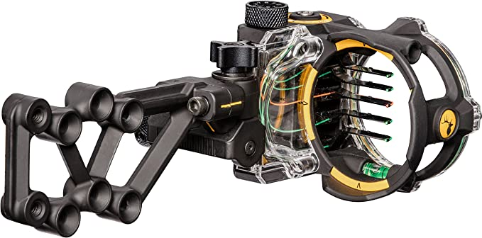 Best bow sight : Trophy Ridge React H5 5-Pin Bow Sight