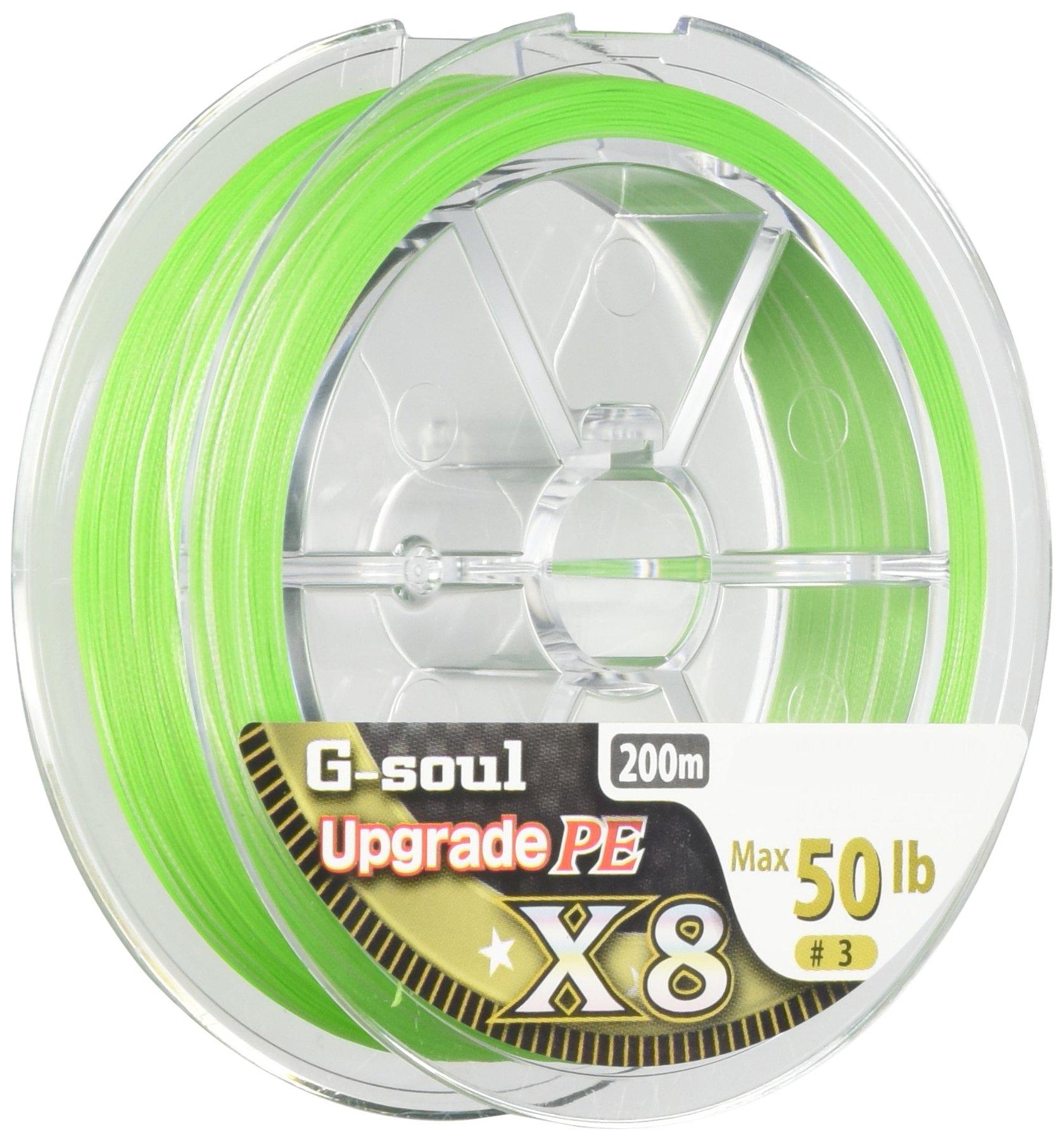 よつあみ(YGK) ライン G-soul X8 UPGRADE 200m product image