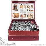 Coppettazione Set Vacuum Massaggio Coppettazione terapia Hansol (30 PCS)