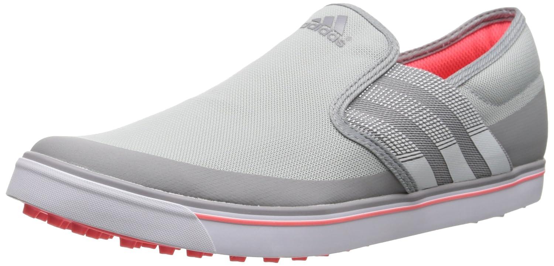 Womens Shoes adidas Golf Adicross SL Clear Onix/Running White/Flash Red