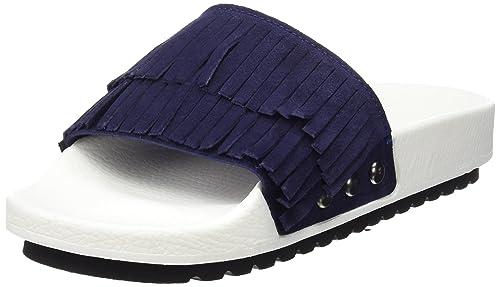 Sixtyseven 77818 - Zapatillas para Mujer, Color Multicolor (Marino/Blanco), Talla 41