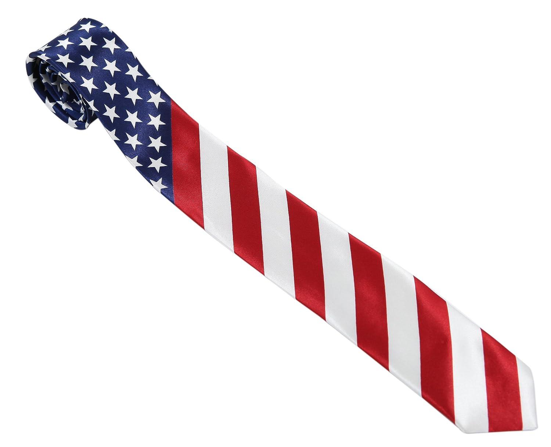Herren Krawatte Vereinigte Staaten (USA Tie) Ties