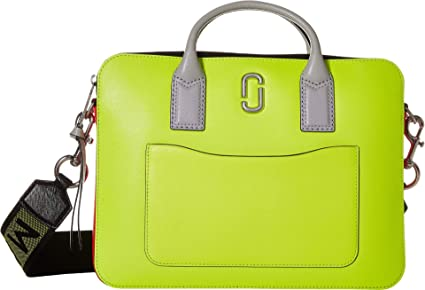 fde4398a7f32 Image Unavailable. Image not available for. Color  Marc Jacobs Women s Snapshot  Fluoro 13 quot  Commuter Case ...