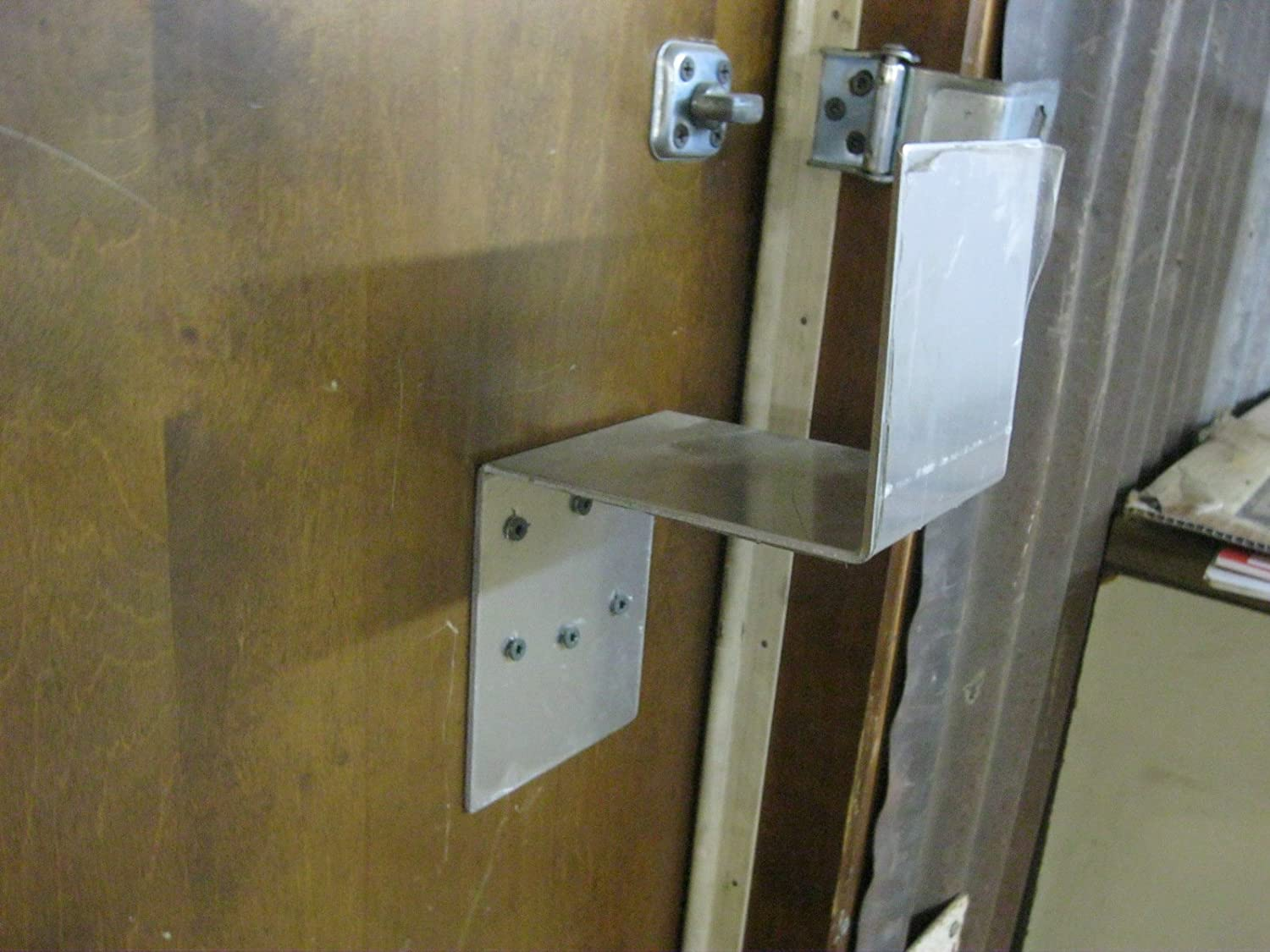Door Brackets Security Amp Drop Bar Security Door Lock