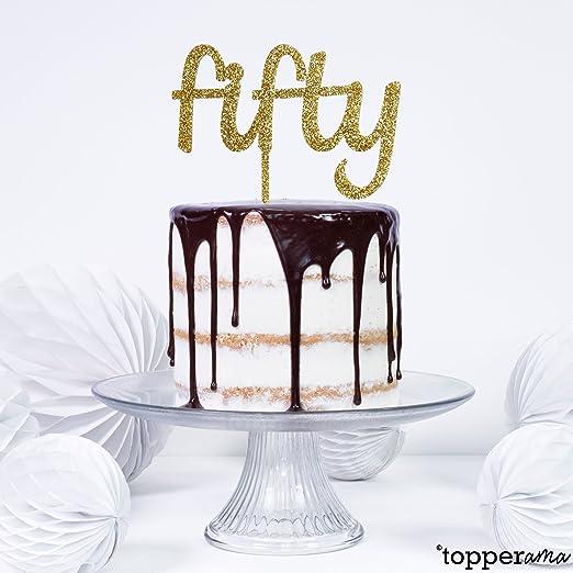 Decoración para tartas Topperama,