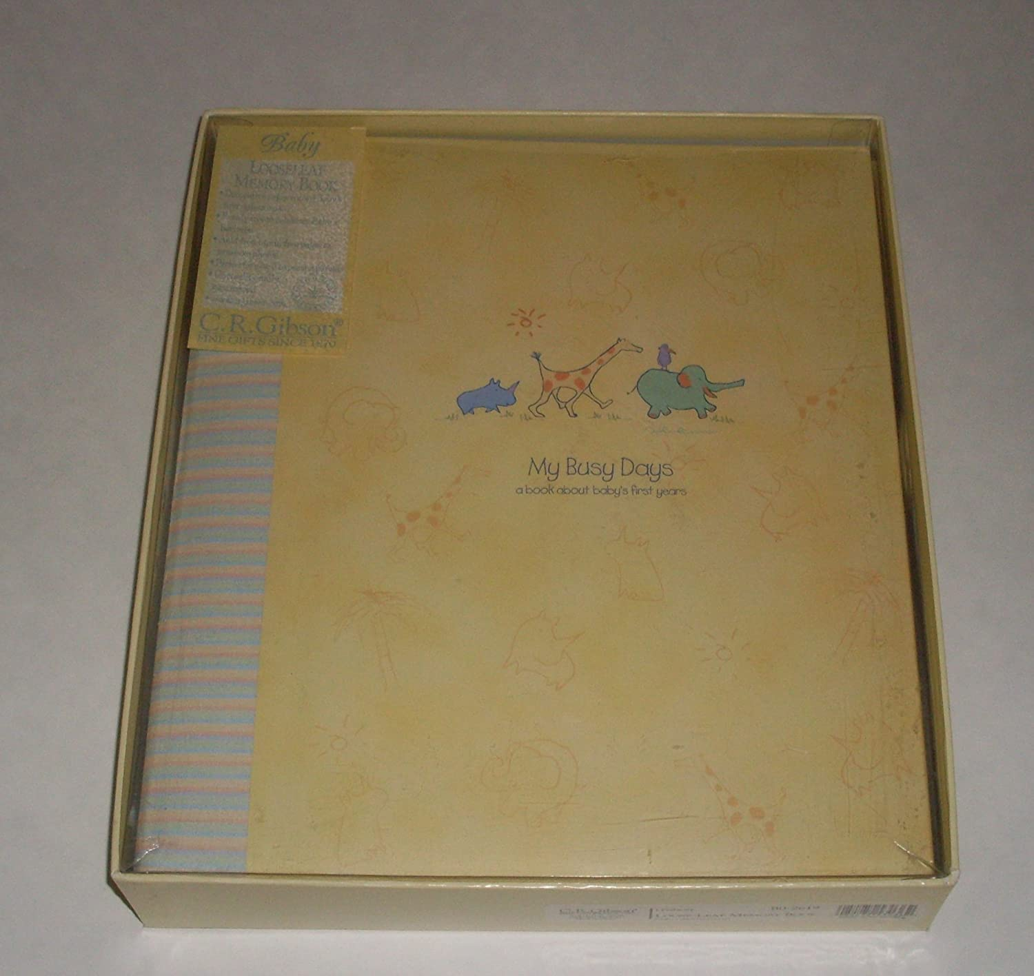 Real Love Baby Memory Book (John Lennon Collection) by Carter's   B002WV9EPC