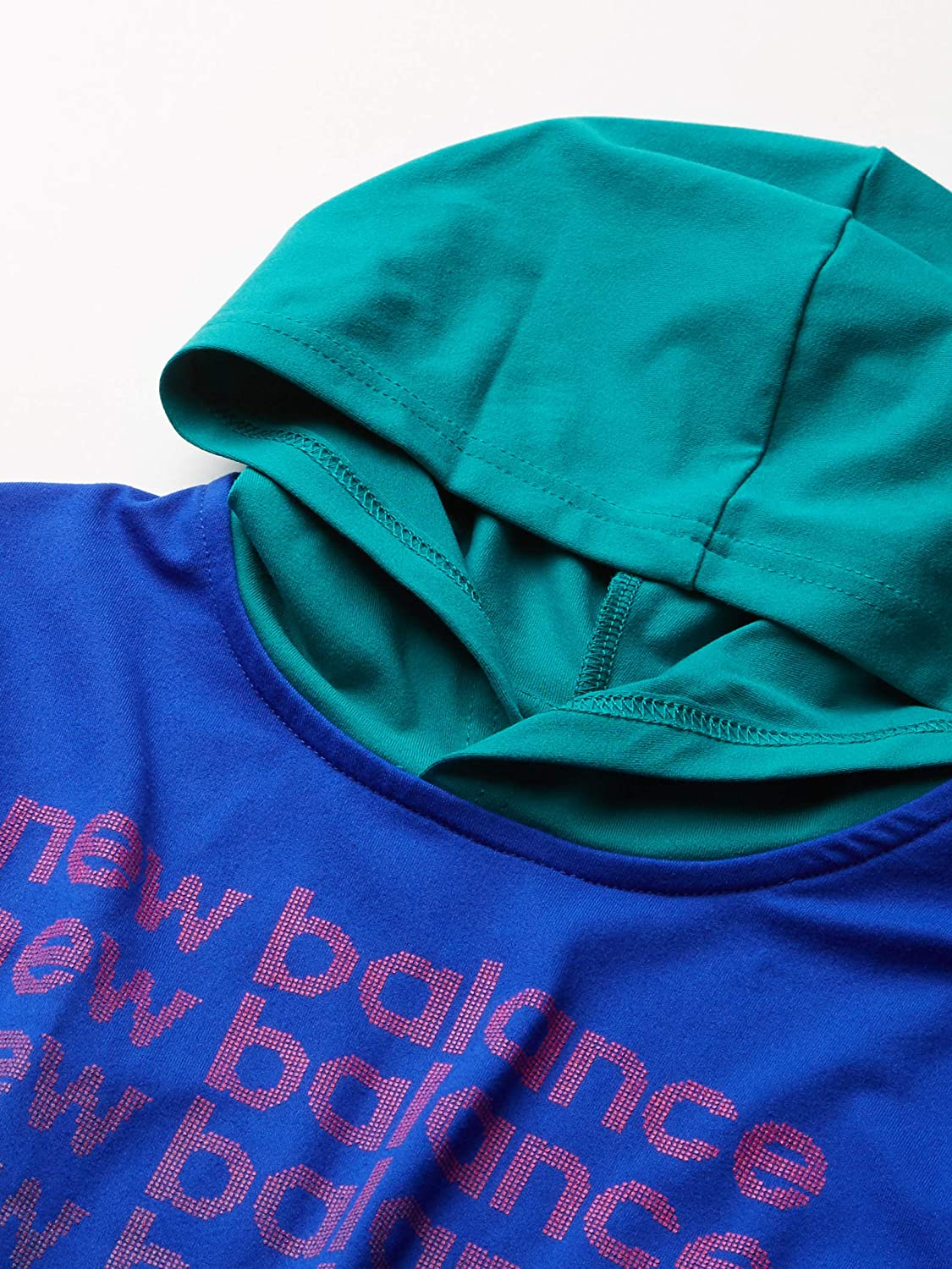 New Balance Girls Hooded Pullover