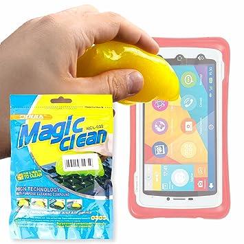DURAGADGET Potente Gel Limpiador para Smartphone para niños ...