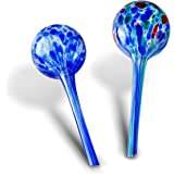Gardening Solutions Hydro Globes Mini Automatic Watering Bulbs, 2 Piece Deluxe Set