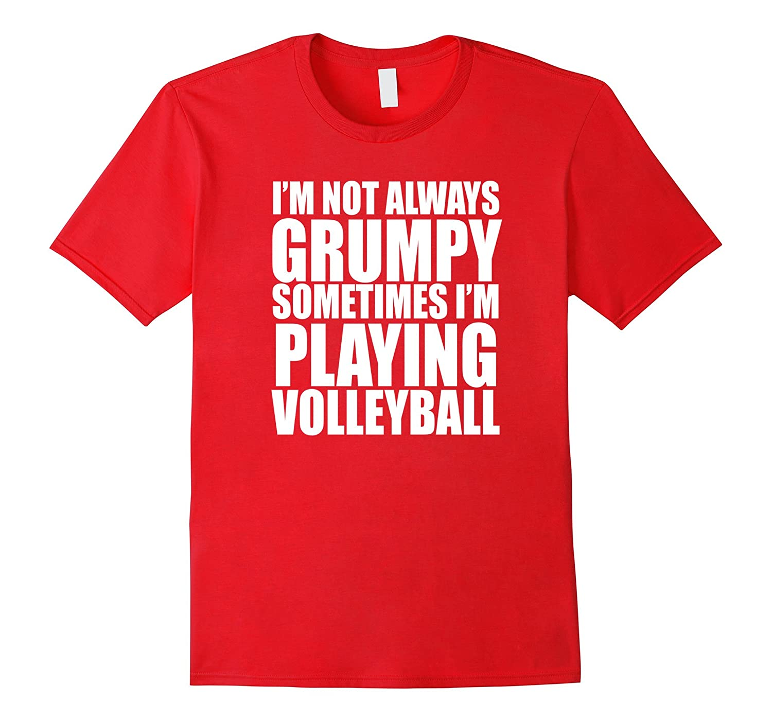 Funny Volleyball Gift Tee Shirt-FL
