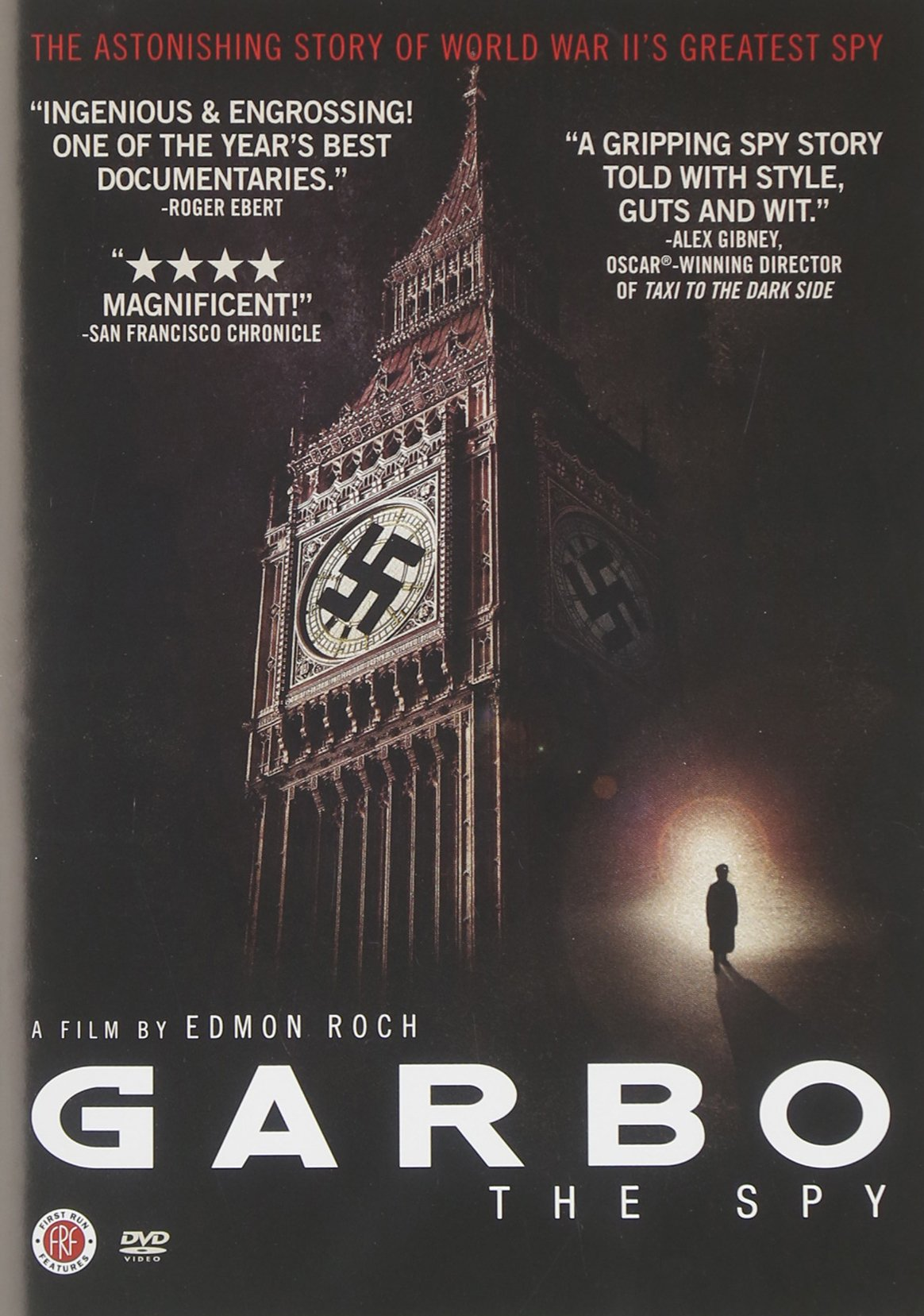 DVD : Aline Griffith - Garbo The Spy (Subtitled)