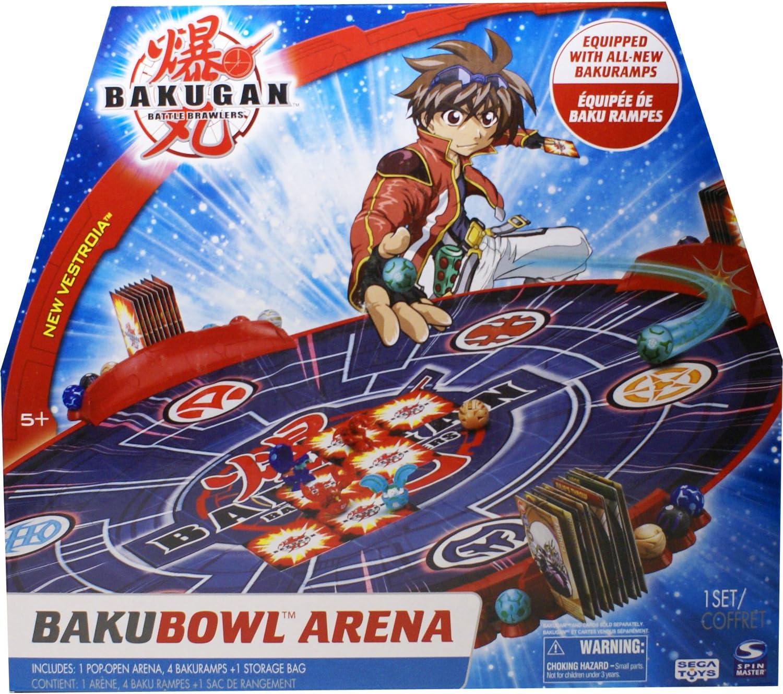 1 Bakugan Bakugan Arena Bakubowl
