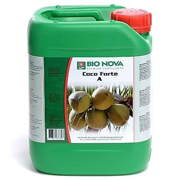 Bio Nova BNCFA5L Coco Forte A Liquid Fertilizer for Cocofiber