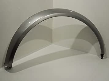 Audi A6 C5 Allroad Os Right Rear Wheel Arch Extension Trim Grey