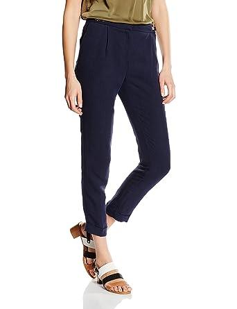 Womens Pantalón Fluido Trousers Cortefiel uNQU3KE1