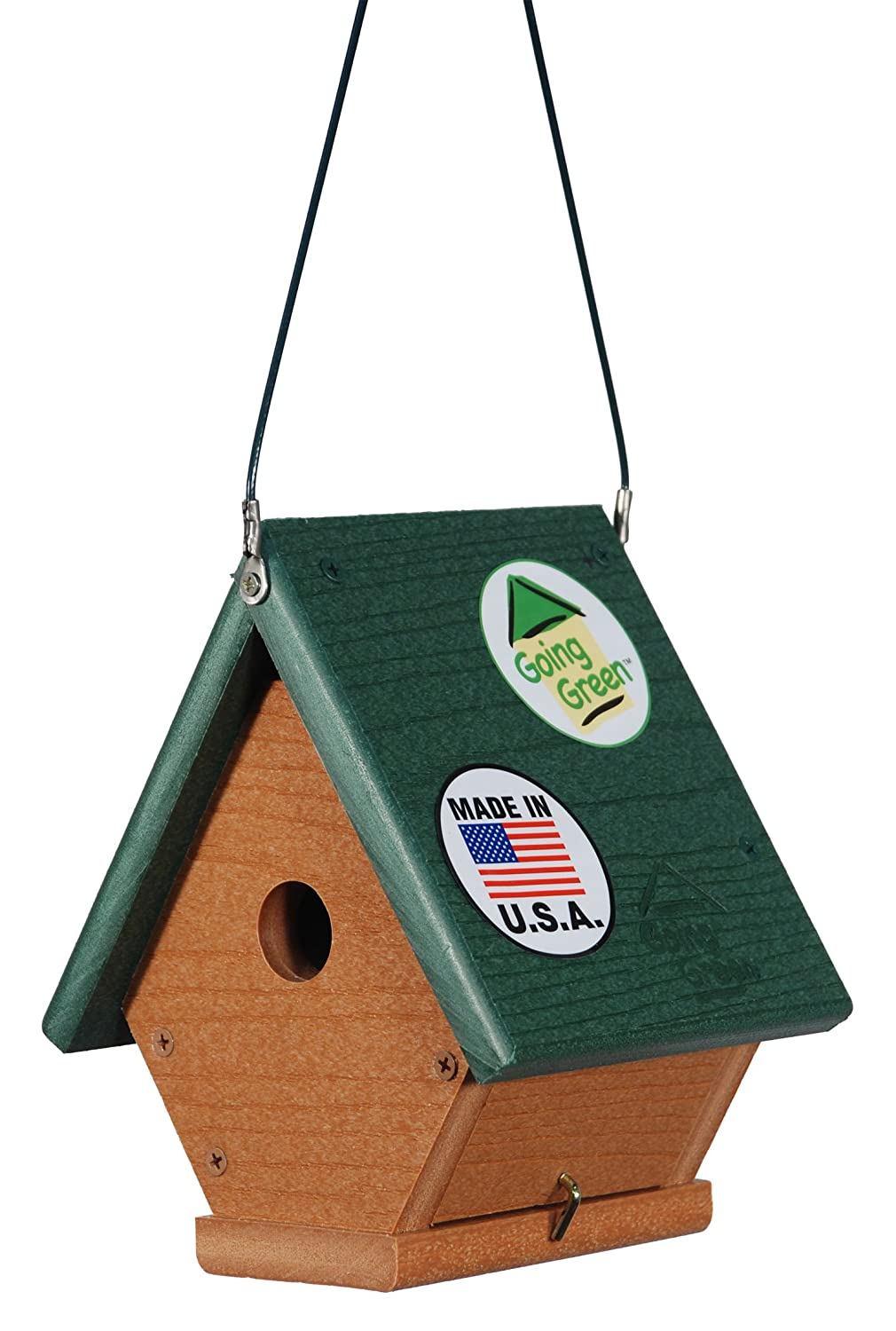Woodlink Going Green Wren House Model GGWREN Kay Home Products