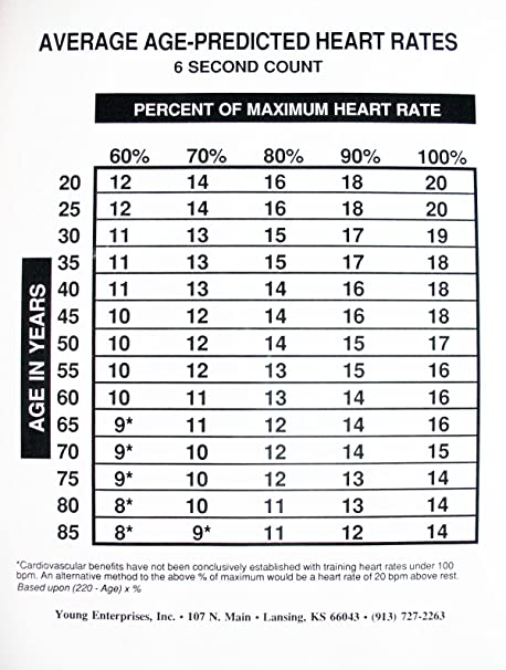 what is an average heart rate