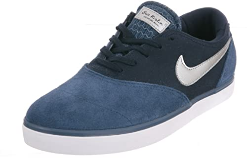 Nike Eric Koston 2 LR Zapatillas juanetes Azul/Blanco, Color, Talla 48.5: Amazon.es: Zapatos y complementos