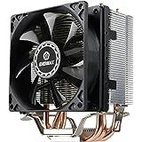 ENERMAX CPUクーラー  9cmサイドフロータイプCPUクーラー AM4対応 ETS-N31-02