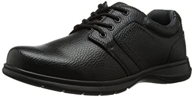 Dr. Scholl's Men's Block Oxford, Black, ...